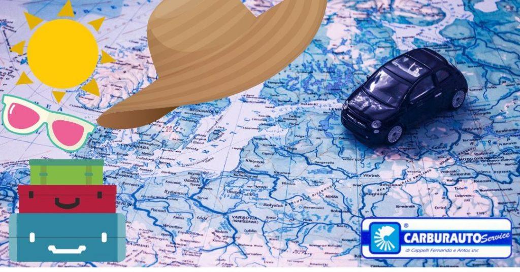 controlli da fare dal meccanico sulla tua auto prima di partire per le vacanze estive